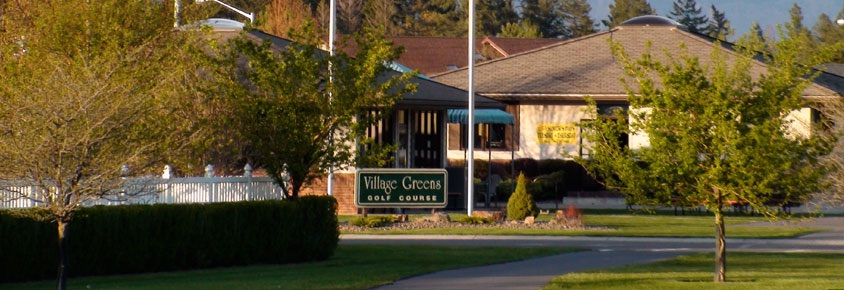 Village Greens Mug